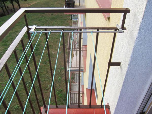 Suszarka Na Balkonie Q Housepl
